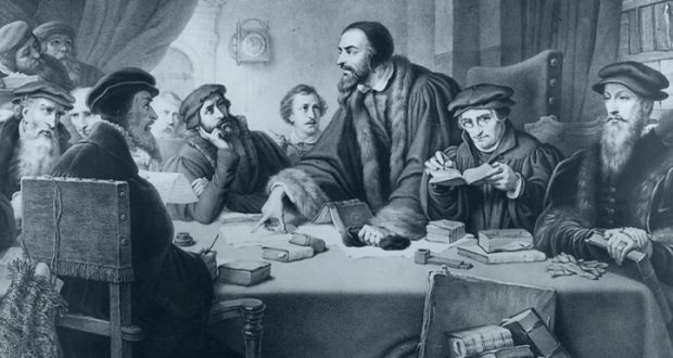 Church of God (Seventh Day) & the Calvinist's TULIP - Part 2